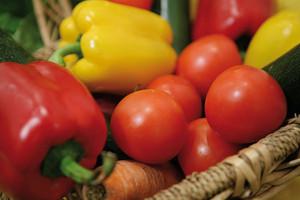 Czas świeżych warzyw i owoców