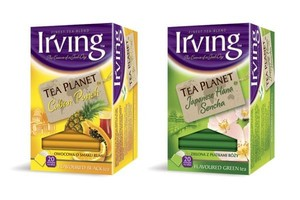 Herbaty z czterech stron świata