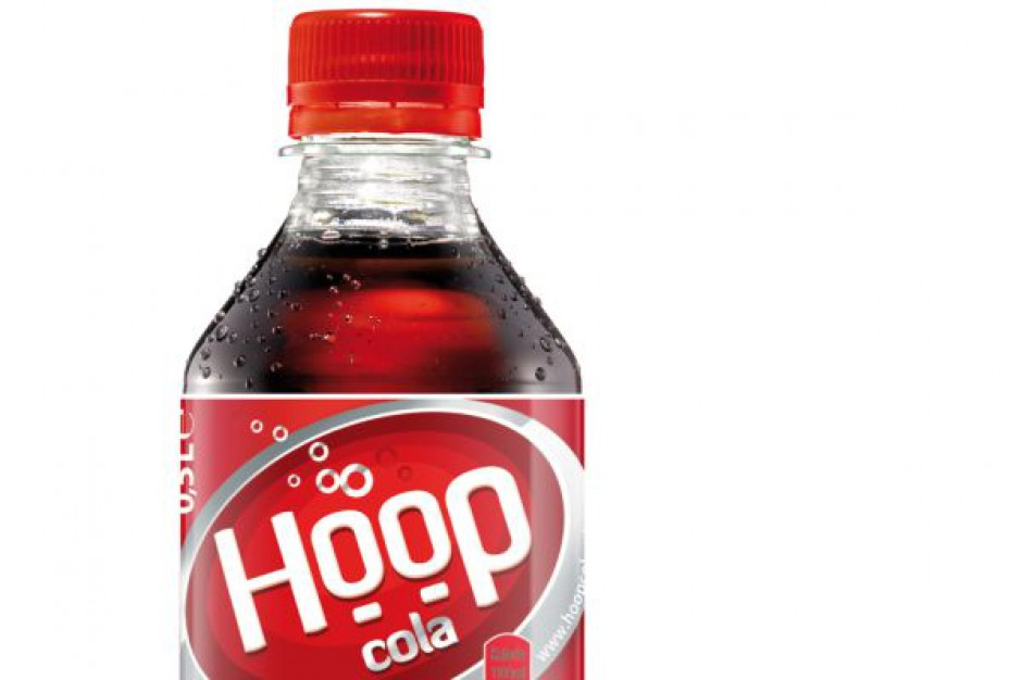 Na koniec 2009 r. Hoop Cola planuje dwucyfrowy wzrost sprzedaży marki