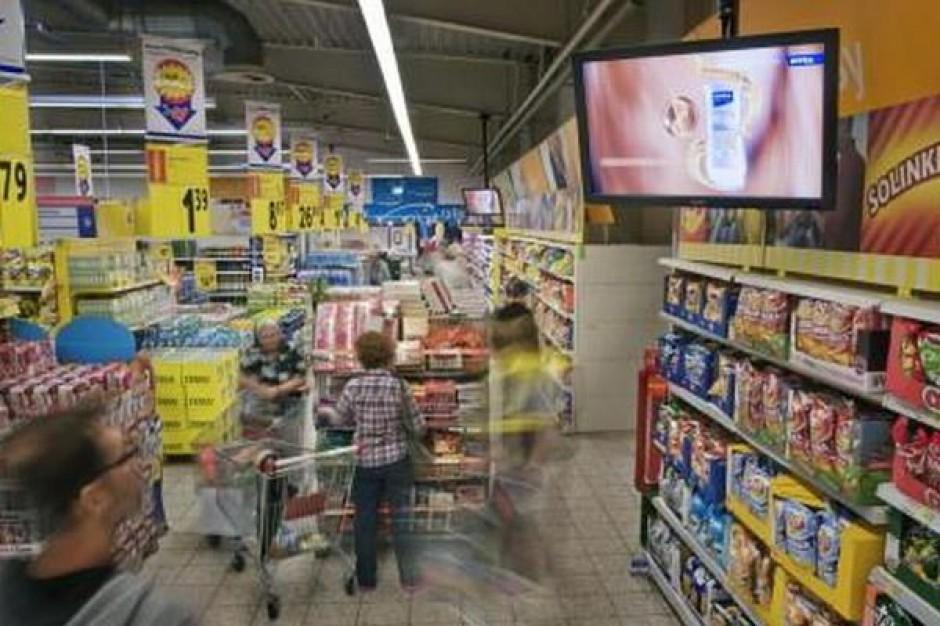 W 29 hipermarketach sieci Tesco ruszył system digital signage