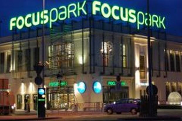 Kryzys omija centra handlowe