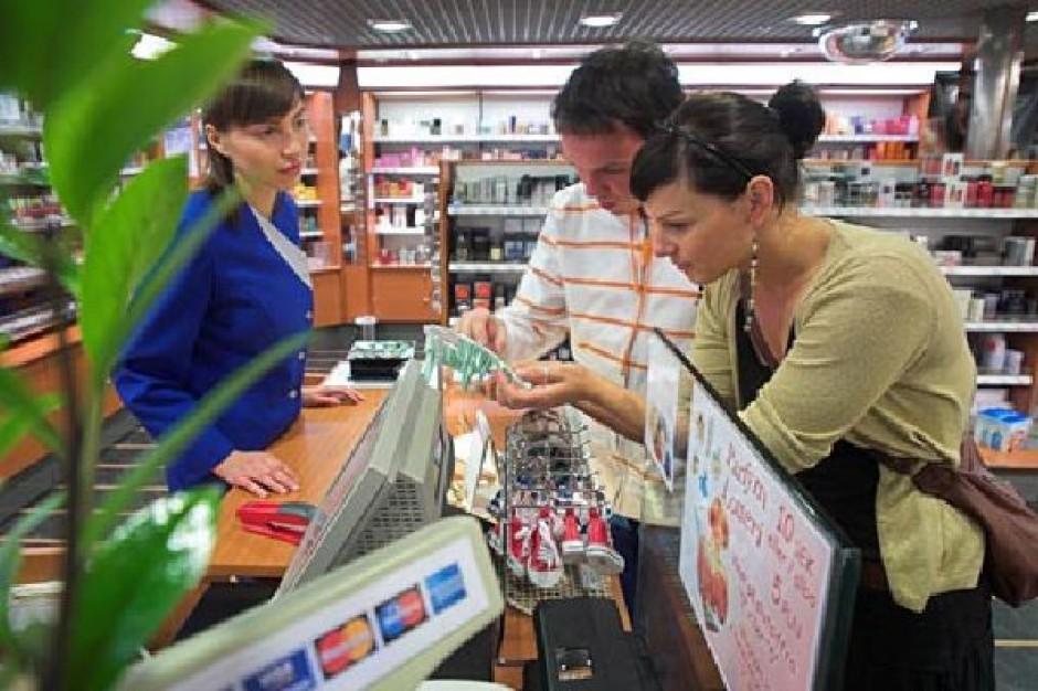 Czy klienci kupujący w sklepach alkohol będą nagrywani?