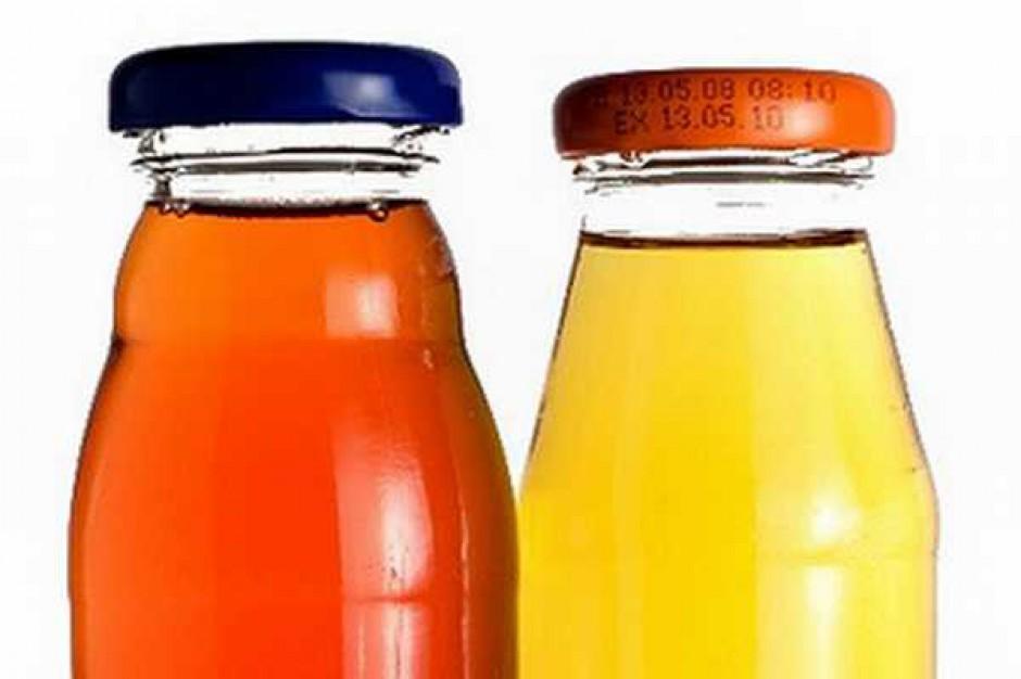 JHARS: Polskie soki dobre, chociaż nienajlepiej oznakowane
