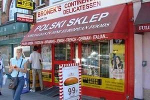 Brytyjczycy wydali blisko 500 mln funtów na polskie produkty spożywcze
