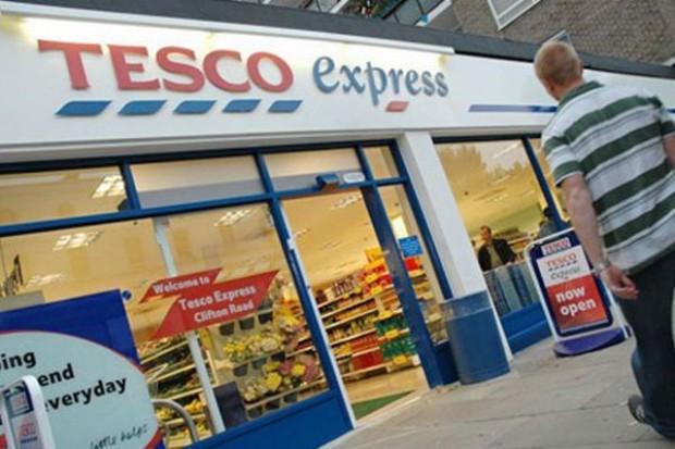 Przez banki nie będzie w Polsce sklepów Tesco Express