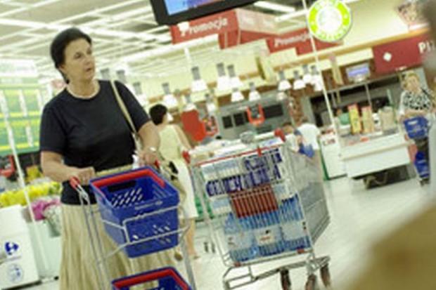 Na kryzysie ucierpią produkty z tzw. średniej półki