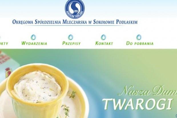 Prezes OSM Sokołów Podlaski: Wielkie spółdzielnie mleczarskie interesuje tylko mleko innych zakładów