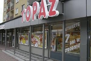 Sieć Topaz rusza z nowym formatem sklepów franczyzowych Topaz Express