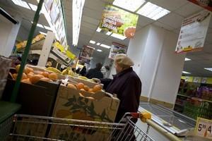 Żywność zdrożała od początku roku o 5,2 proc.