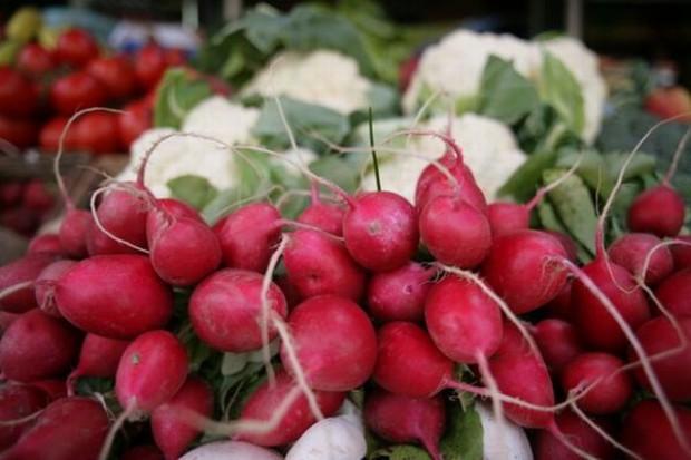 Maleje eksport warzyw świeżych