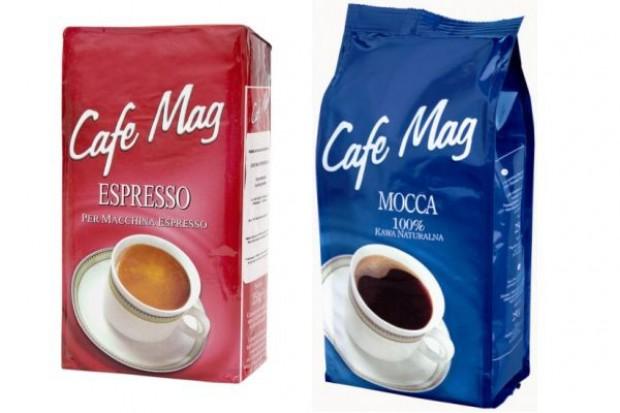 Marka Cafe Mag wchodzi do Tesco