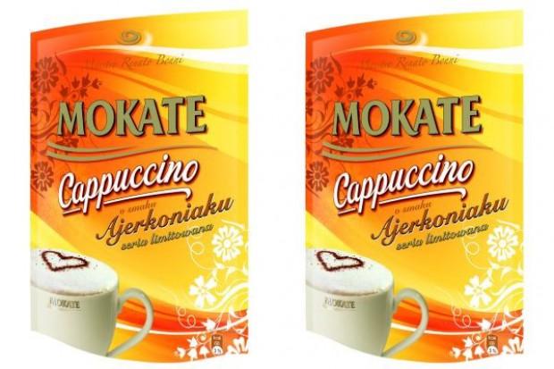Ajerkoniakowe cappuccino Mokate