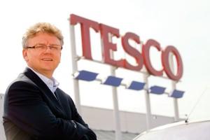 Wywiad z prezesem Tesco: Nie ma miejsca na wojnę cenową