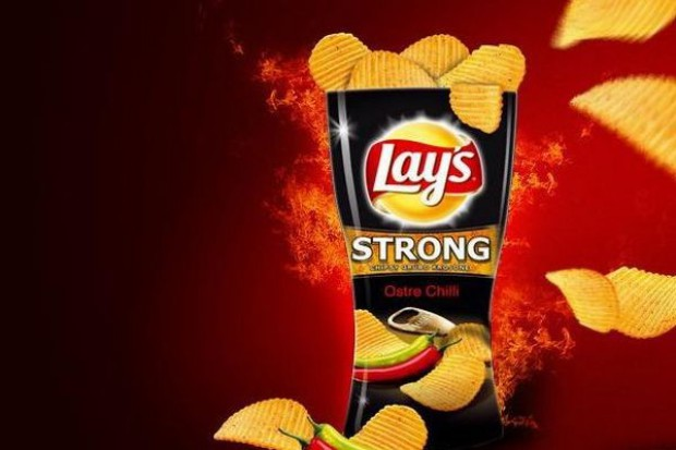 Chipsy Lays sprzedają się jako piwo Strong?