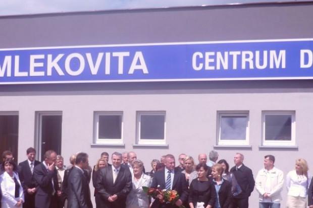 Mlekovita za 4 mln zł otwiera centrum dystrybucyjne w Kluczborku