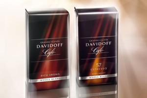 Davidoff wprowadza na rynek dwa rodzaje kawy ziarnistej