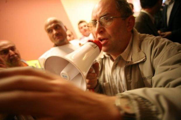 Belgia: Producenci mleka protestują w Brukseli