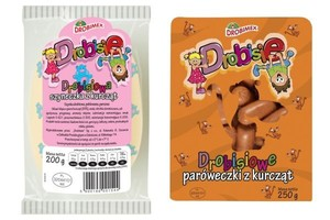 Drobisie - Nowa marka handlowa Drobimeksu dla dzieci
