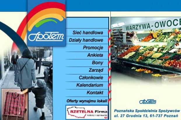 Poznańska Spółdzielnia Społem remontuje swoje sklepy - będą galerie handlowe