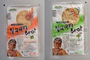 Chlebek hinduski w ofercie Benus