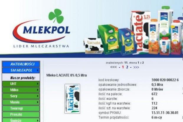 W tym roku Mlekpol chce skupić 1 250 mln ton mleka