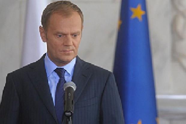 Tusk: jest sporo wariantów pozyskania większych przychodów do budżetu