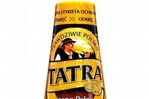 Grupa Żywiec będzie sprzedawać piwo Tatra w plastiku