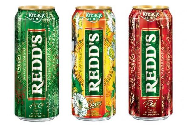 Limitowana edycja piwa Redd's