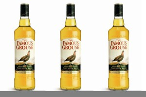 The Famous Grouse wzbogaca portfolio Brown-Forman