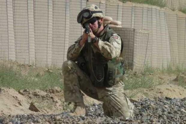 Polscy żołnierze lekko ranni w Afganistanie