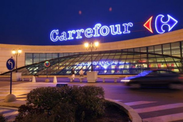 Carrefour notuje spadek sprzedaży o 1,2 proc.