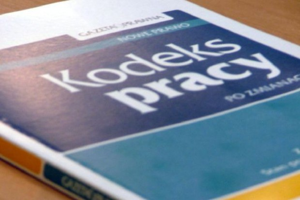 Rząd przyjął nowelizację Kodeksu pracy