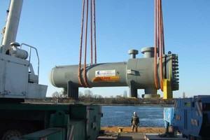 DHL Global Forwarding dostarczył urządzenia dla rafinerii Grupy Lotos