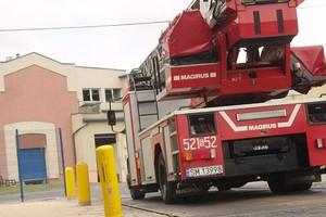 Zdjęcie numer 2 - galeria: Pożar w ZM Mysław: Straty szacuje się na 20 mln zł