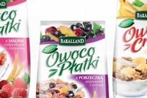 Bakalland wchodzi na rynek płatków śniadaniowych
