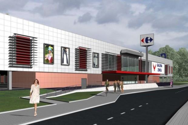Carrefour przygotowuje się do otwarcia nowego hipermarketu