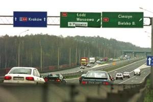 Autostradą pojedziemy z Krakowa do Paryża