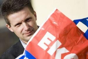 Przedstawiciel sieci Eko Market: Na Ukrainie bankrutują sieci handlowe, klienci wracają na bazary, rośnie przemyt towarów