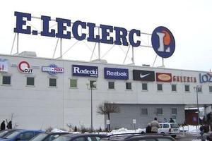 Dyrektor sieci E.Leclerc: Rozważamy propozycje kilku operatorów centrów handlowych