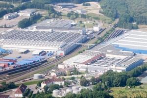 Nestle Waters rozbuduje zakład w Nałęczowie
