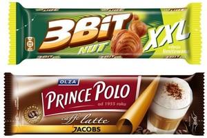 Nowe smaki Prince Polo i 3Bit