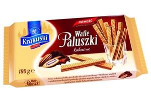 Marka Krakuski rozszerza się o nowe Wafle Paluszki