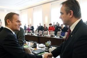 Sporne kwestie dotyczące sieci handlowych i KRUS-u wywołają kryzys w koalicji PO-PSL?