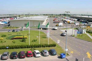 Rynek Hurtowy w Broniszach wybuduje halę handlową za 14 mln zł