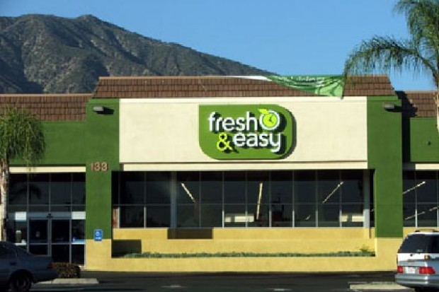 Tesco przygotowuje się do szerokiej ekspansji sklepów Fresh & Easy