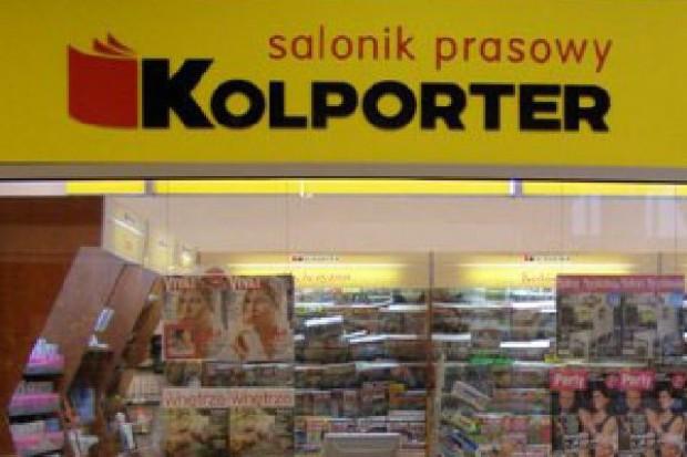Grupa Kolporter spodziewa się w ciągu miesiąca ofert inwestycyjnych dla swoich 900 salonów prasowych