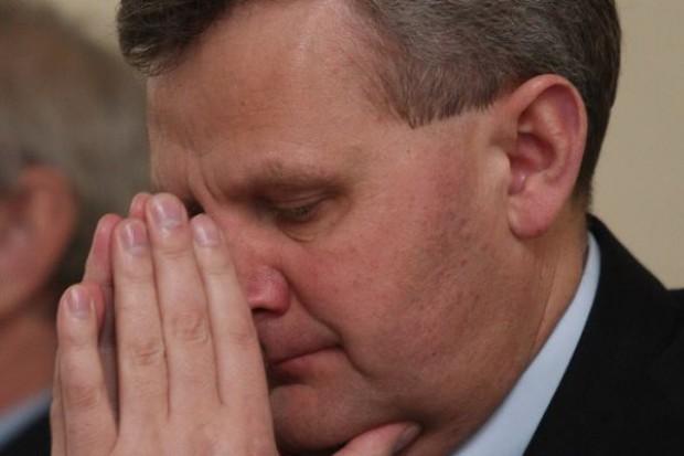 Minister skarbu: nie ma nadziei na budowę statków w Gdyni i Szczecinie