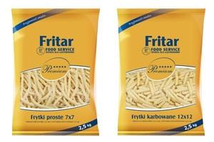 Fritar wprowadza nowe frytki Premium