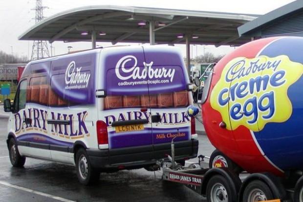 Cadbury krytykuje strategię rozwoju koncernu Kraft Foods Inc.