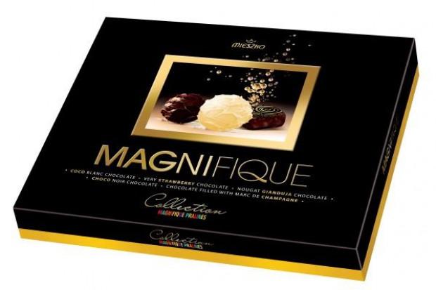 Magnifique - nowa bombonierka Premium w ofercie Mieszko